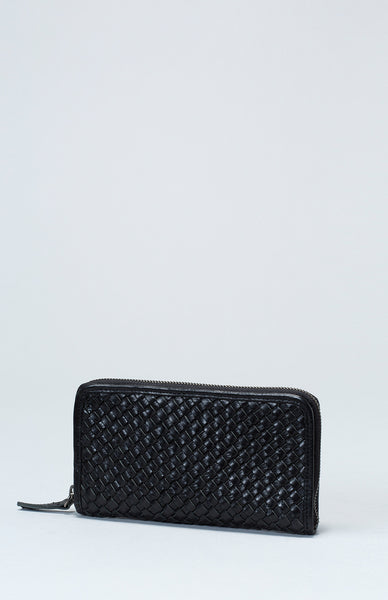 Koord Leather Wallet - Black