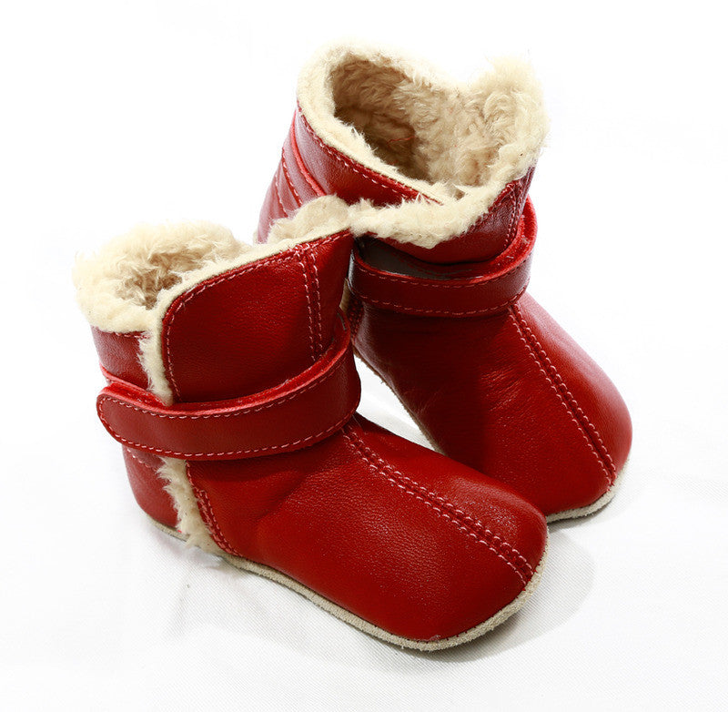 610419f3ae5 Skeanies - Infant Ugg Boots Red – Your Home Matters