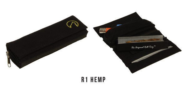 Wolf productions hemp rolling wallets R1