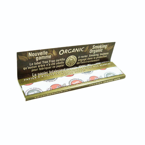Organic King Size Slim Rolling Papers