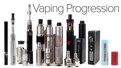 Vape Life Progression