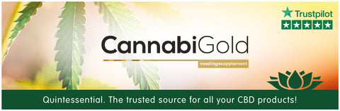 Cannabigold CBD Oil Collection Banner UK 2018