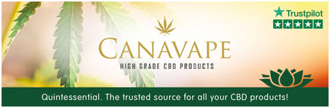Canavape CBD & CBG Eliquids UK Cornwall For Sale