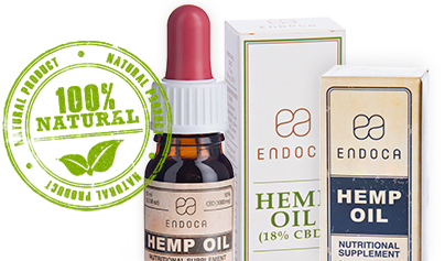 Endoca High Grade organic CBD oil & Crystals