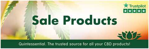 Sale CBD Products UK