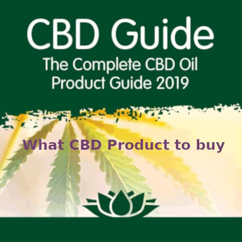 What CBD Oil product to buy 2019 - 2020 UK