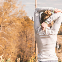 work out for anxiety relief