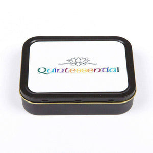 2oz Printed Smoking Tobacco Tins - Quintessential