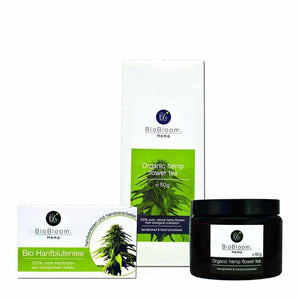 CBD Tea UK - Bio Bloom Pure Flower CBD Tea