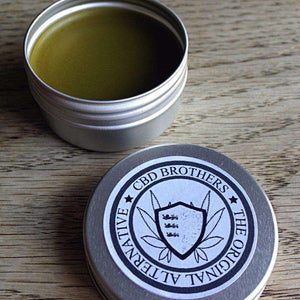CBD Brothers Balm UK - Skin Care Ointment- Cannabis Extract