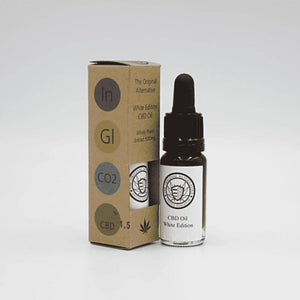 CBD Brothers Black Edition CBD Oil - Indica