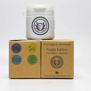 CBD Brothers Purple Edition CBD Capsules