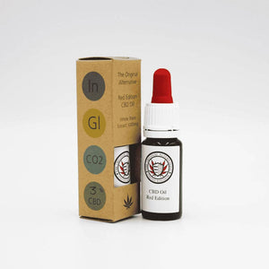 CBD Brothers Red Edition CBD Oil - Indica