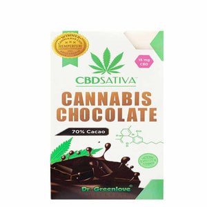 CBD CHOCOLATE UK | CANNABIS DARK CHOCOLATE WITH CBD – 15MG-Quintessential Tips