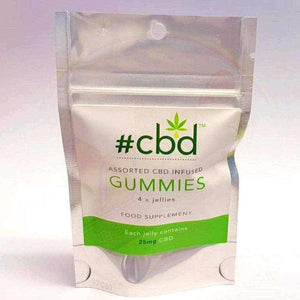 #CBD Gummy Sweets UK For Sale