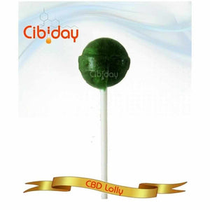 CBD Lollipop UK - Cannabinoid Edibles