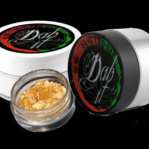 Dab IT Fruity | Full Spectrum Shatter With Terpenes - Half Gram-CBD Crumble-CBD It-Single-Quintessential Tips