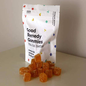 CBD Gummies | Edible Vegan & Gluten Free CBD Oil Gummie Sweets