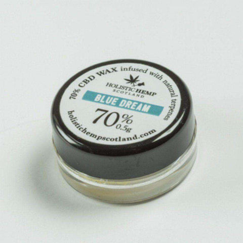 Blue Dream CBD Dab Wax UK -Cornwall - Truro - Holistc Hemp Scotland
