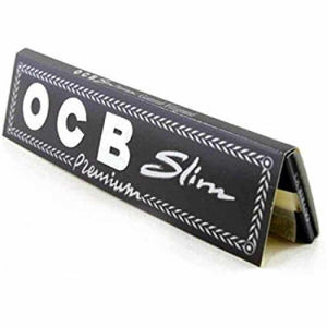 OCB Premium Hand Rolling Papers for Smoking - All Sizes & Formats