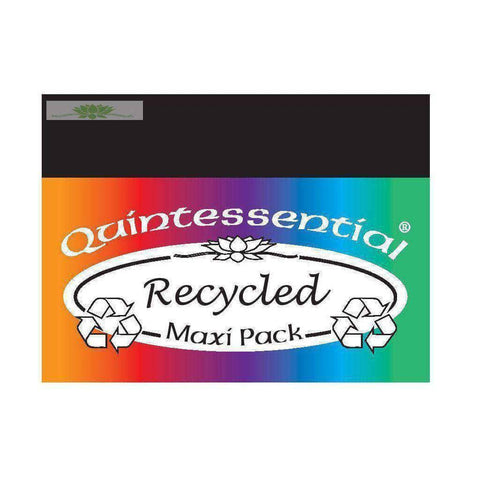 Quintessential Recycled Maxi Pack Smoking Roach tips single booklet