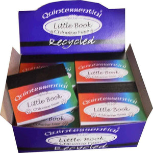 Quintessential Recycled Little books Smoking Roach Tips