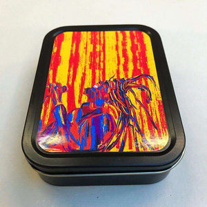 Fire Bob Marley Tobacco Tins For Sale