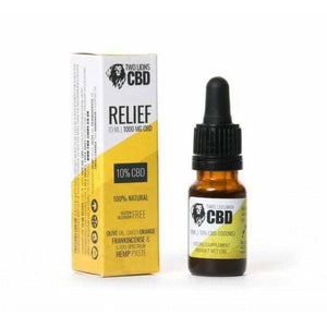 Relief | Two Lions CBD Oil