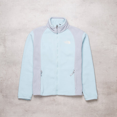 Vintage The North Face Baby Blue Fleece (XS / Ladies)