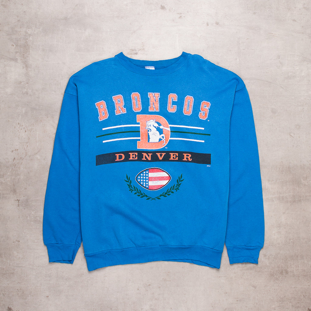 90s Denver Broncos Pro Team Sweat (XL)