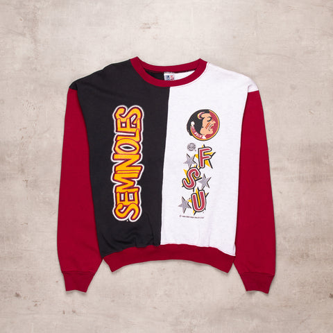 '94 FSU Colour Block Sweat (M/L)