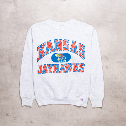 Early 90s Kansas Jawhawks Sweat (S)