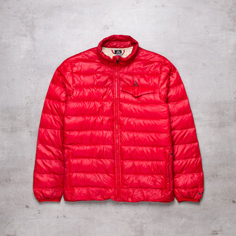 Modern Nike ACG Red Light Puffer (L)