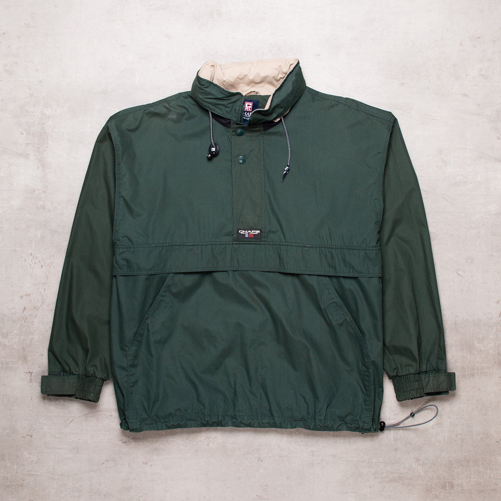 90s Ralph Lauren Green Pull Over (L)