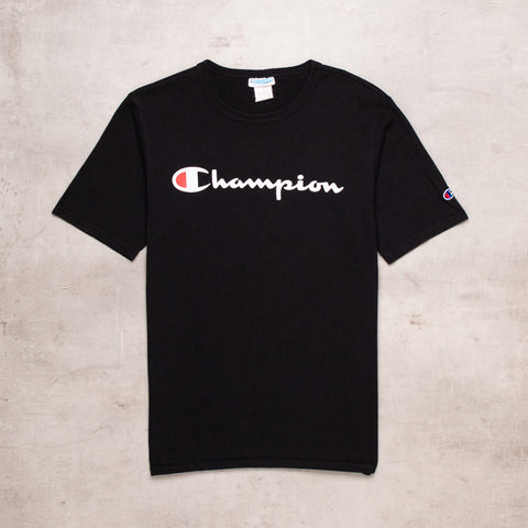Vintage Champion Spell Out Tee (S)