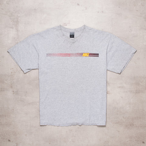 00s Nike Embroidered Spell Out Tee (L)