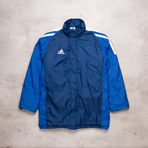 Vintage Adidas Warm Up Jacket (XL)