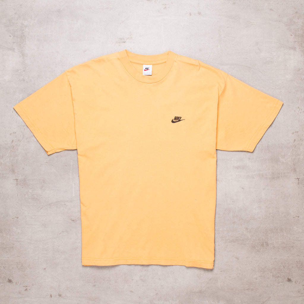 90s Nike Pocket Spell Out Tee (L)