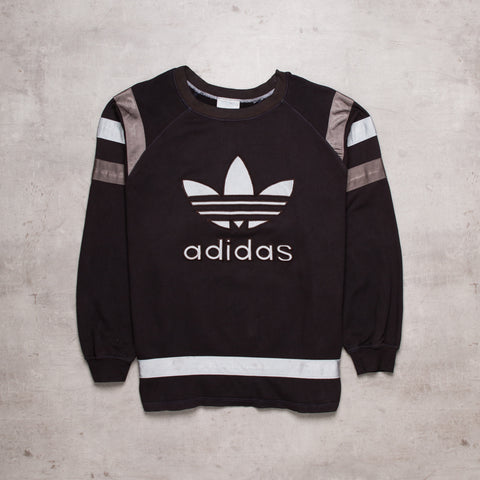 90s Adidas Spell Out Sweat (L/XL)