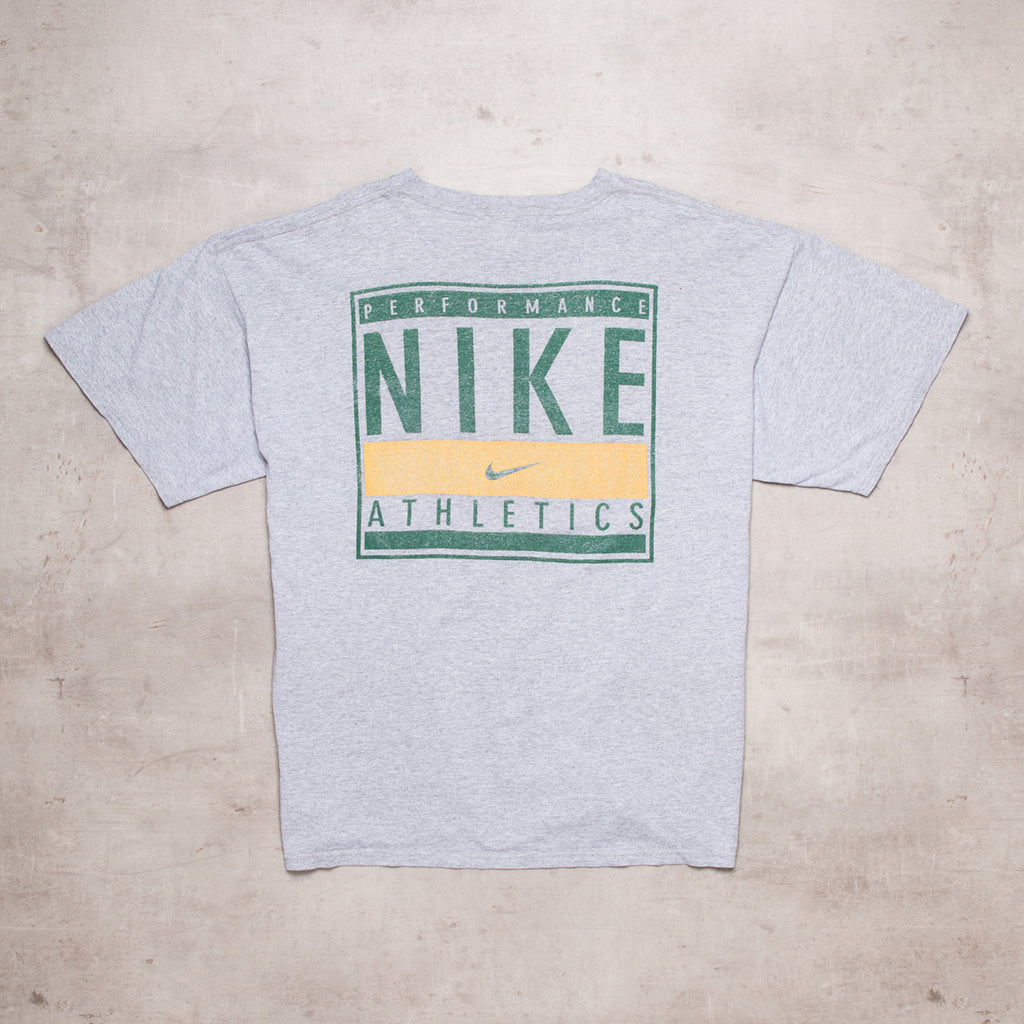 90s Nike Spell Out Tee (XXL)