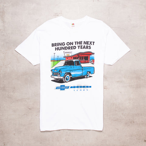 Vintage Chevrolet Hundred Years Tee (S)