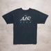 90s Nike Embroidered Spell Out Tee (L)