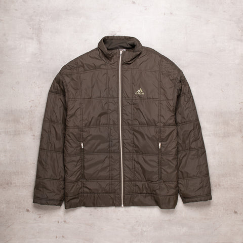 Vintage Adidas Light Puffer Jacket (L)