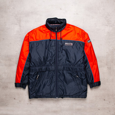90s Reebok Training Puffer Jacket (L)