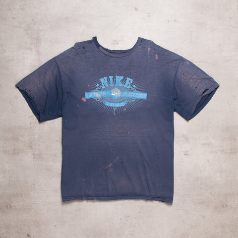90s Nike Battered Spell Out Tee (XL)