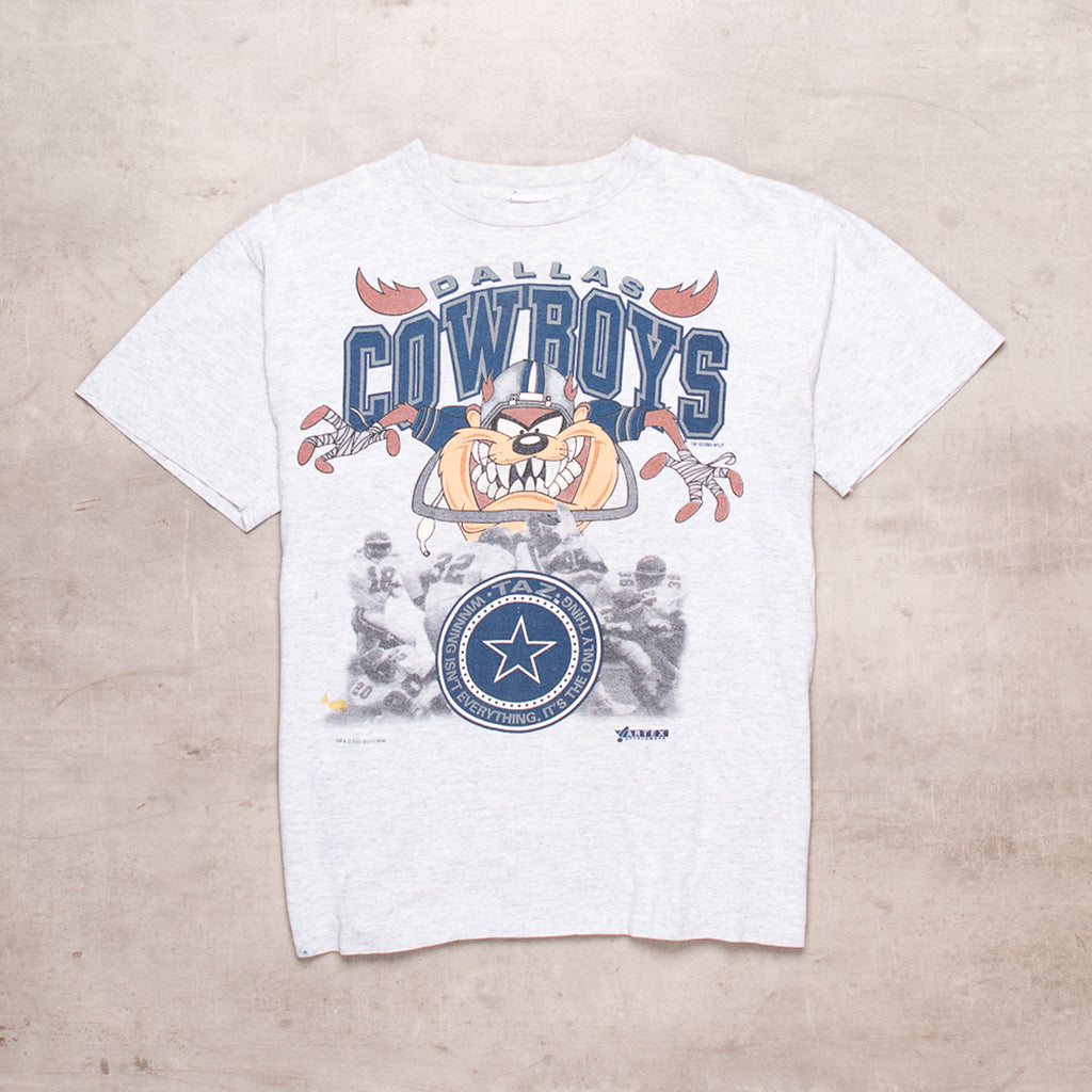 '92 Dallas Cowboys Taz Tee (M)