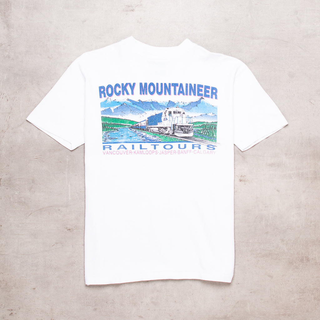 90s Rocky Mountain Tour Tee (M)