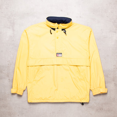 90s Ralph Lauren Yellow Pull Over (L)