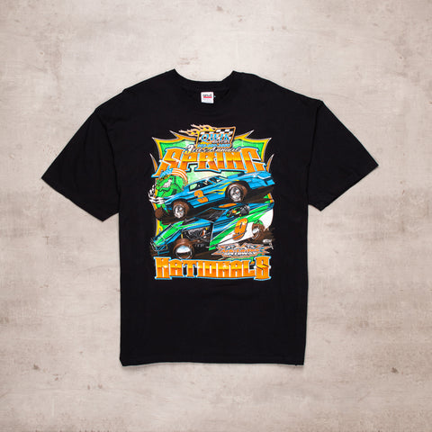 00s Nascar Spell Out Tee (XXL)
