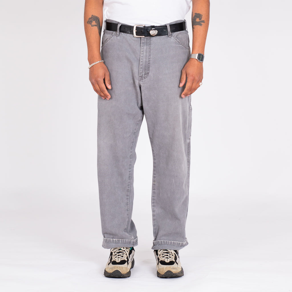 "Vintage Dickies Grey Utility Denim (36"")"